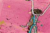 Perky Ts Pink Aqua Crop