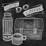 Let's Do Coffee Chalk