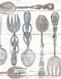 Spoons and Forks III Neutral