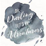 Watercolor Wanderlust Adventure I