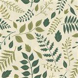 Autumn Garden Pattern VII