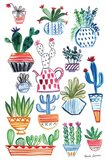 Funky Cacti I