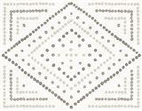 Daisy Dots Tile II Neutral