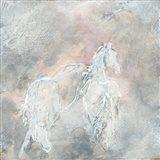 Blush Horses II