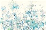 Translucent Garden Blue Crop