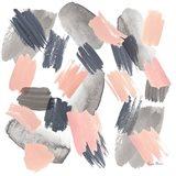 Grey Pink Mist II
