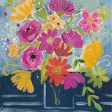 Folk Floral III