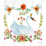 Swan Love I