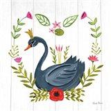 Swan Love II