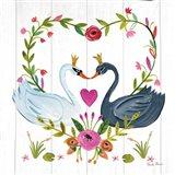Swan Love III