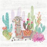 Lovely Llamas I