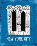 Iconic NYC V