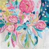 Summer Pink Floral
