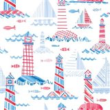 Coastal Americana Pattern VIII
