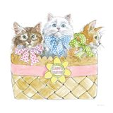 Easter Kitties I