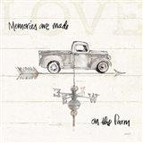 Farm Memories V Truck