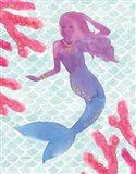 Mermaid Friends I