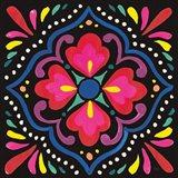 Floral Fiesta Tile V