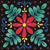 Floral Fiesta Tile VI