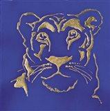 Gilded Lioness Indigo