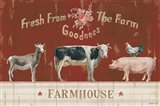 Farm Patchwork II