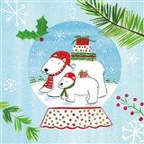 Snow Globe Animals II