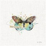 Thoughtful Butterflies III