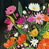Vintage Floral I