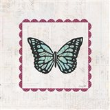 Butterfly Stamp Bright