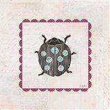 Ladybug Stamp Bright