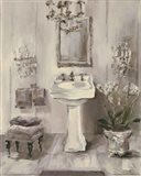 French Bath III Gray