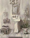 French Bath III Gray