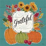 Thankful II Turquoise