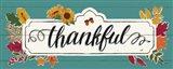 Thankful IV Turquoise