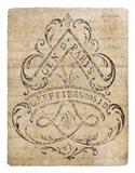 Letter Crest I Vintage v2