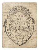Letter Crest IIa Vintage v2