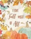 Falling for Fall V