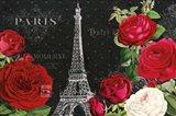 Rouge Paris I Black