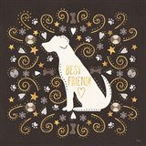 Otomi Dogs III Dark Neutral