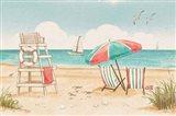 Beach Time I