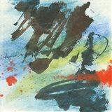 Graffiti Blue II