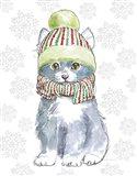 Christmas Kitties II Snowflakes v2