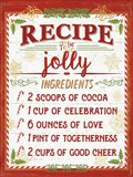 Holiday Recipe III Script