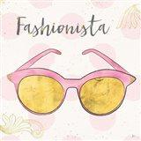 Fashion Blooms IV Pink