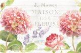 Maison Des Fleurs II