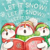 Let it Snow VIII Eyes Open
