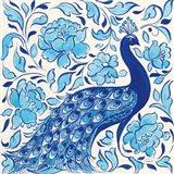 Peacock Garden IV