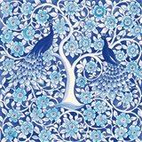 Peacock Garden VII