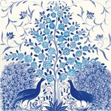 Peacock Garden VIII