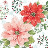 Country Poinsettias II